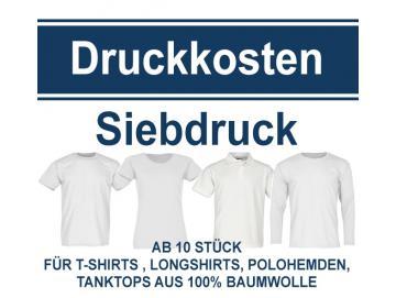 Druckkosten für T-Shirts