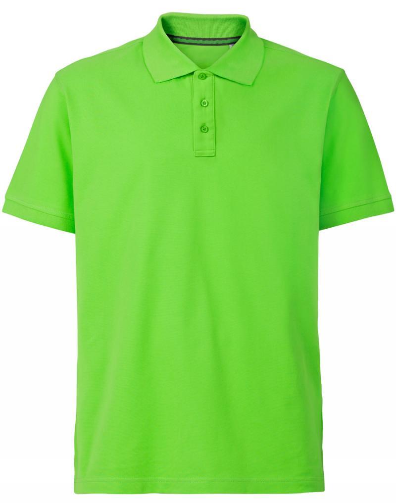 Poloshirt ohne Label