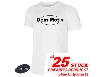Uneek Olympic T-Shirts inkl. Druck ab 25 Stück